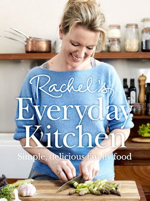 cover image of Rachel's Everyday Kitchen
