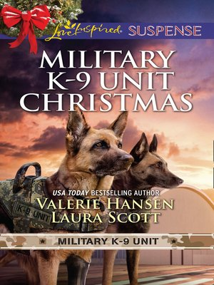 cover image of Military K-9 Unit Christmas