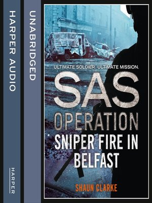 cover image of Sniper Fire in Belfast