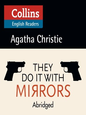 cover image of They Do It With Mirrors