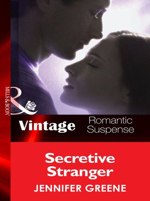 cover image of Secretive Stranger