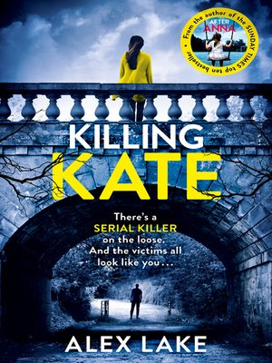cover image of Killing Kate