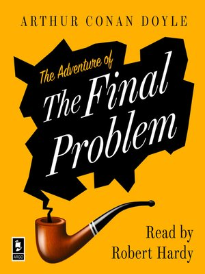 cover image of The Adventure of the Final Problem