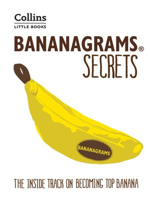 cover image of BANANAGRAMS®