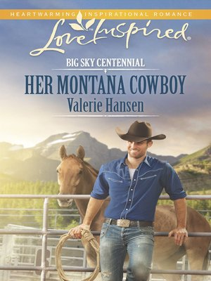 cover image of Her Montana Cowboy