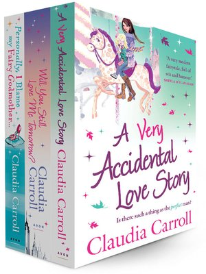 cover image of Claudia Carroll 3 Book Bundle