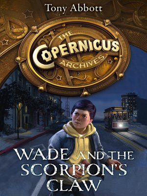 cover image of Wade and the Scorpion's Claw