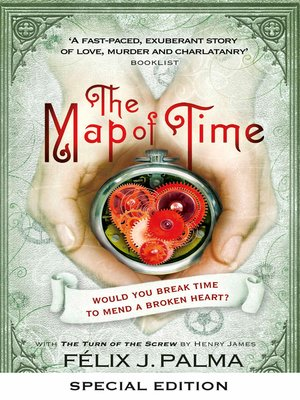 cover image of The Map of Time and the Turn of the Screw