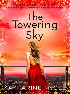 cover image of The Towering Sky