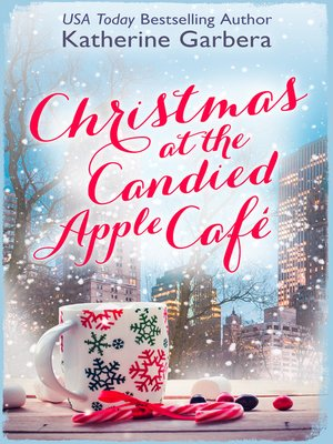 cover image of Christmas at the Candied Apple Café