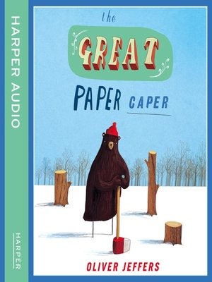 cover image of The Great Paper Caper