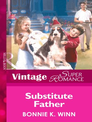 cover image of Substitute Father