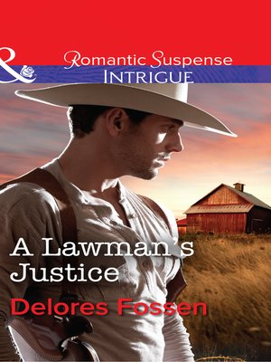 cover image of A Lawman's Justice