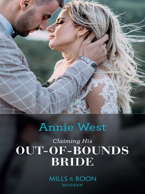 cover image of Claiming His Out-Of-Bounds Bride