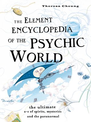 cover image of The Element Encyclopedia of the Psychic World