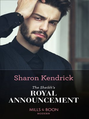 cover image of The Sheikh's Royal Announcement