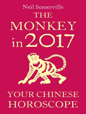 cover image of The Monkey in 2017