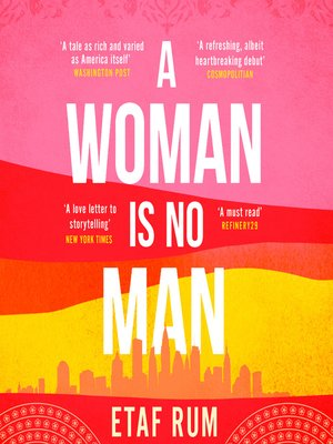 cover image of A Woman is No Man