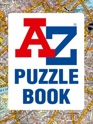 cover image of A-Z Puzzle Book