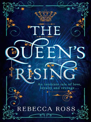 cover image of The Queen's Rising, Book 1