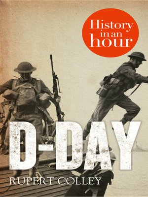 cover image of D-Day
