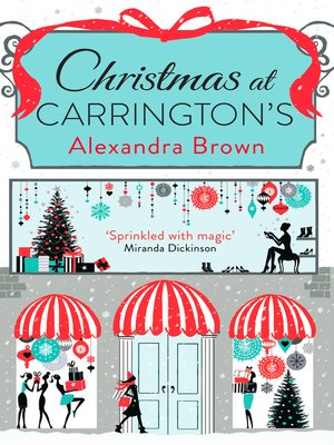 cover image of Christmas at Carrington's