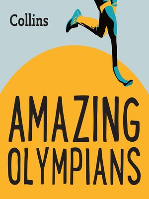 cover image of Collins – Amazing Olympians