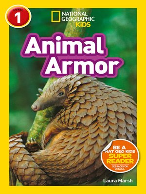 cover image of Animal Armor