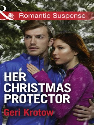 cover image of Her Christmas Protector