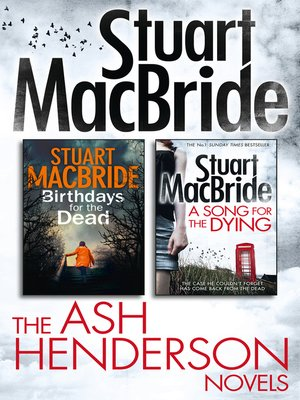 cover image of Birthdays for the Dead & A Song for the Dying