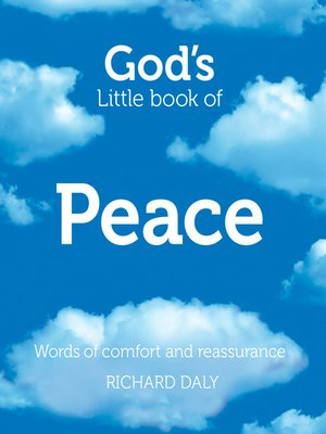 cover image of God's Little Book of Peace