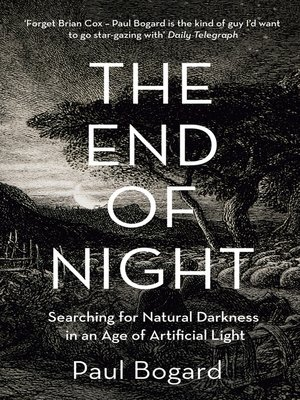 cover image of The End of Night
