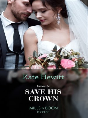 cover image of Vows to Save His Crown