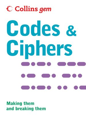 cover image of Codes and Ciphers