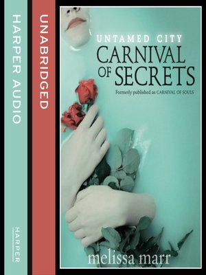 cover image of Carnival of Secrets