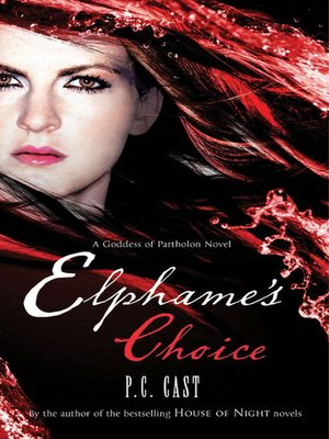 cover image of Elphame's Choice