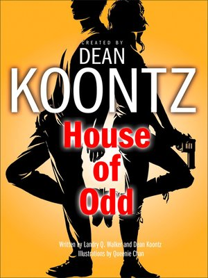 cover image of House of Odd