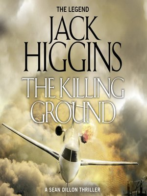 cover image of The Killing Ground (Sean Dillon Series, Book 14)
