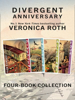 cover image of Divergent Anniversary Collection
