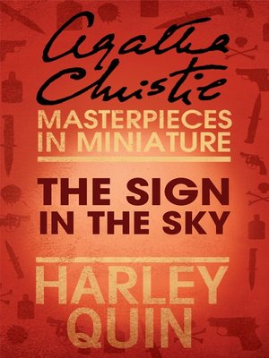 cover image of The Sign in the Sky