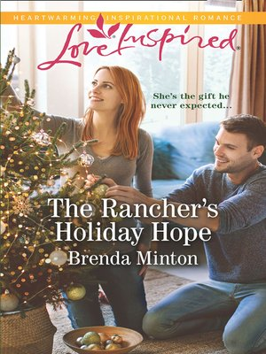 cover image of The Rancher's Holiday Hope