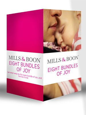 cover image of Eight Bundles of Joy