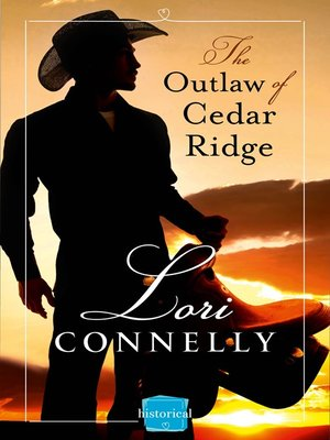 cover image of The Outlaw of Cedar Ridge