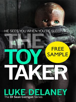 cover image of The Toy Taker (Free Sampler)