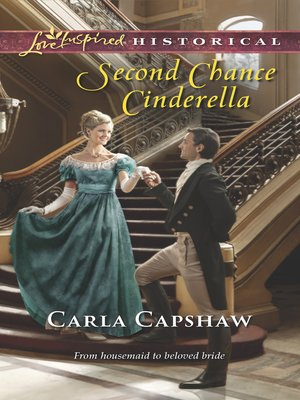 cover image of Second Chance Cinderella