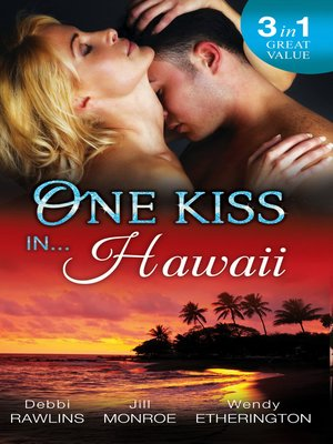 cover image of One Kiss In... Hawaii
