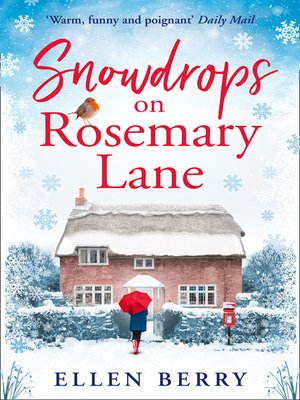 cover image of Snowdrops on Rosemary Lane