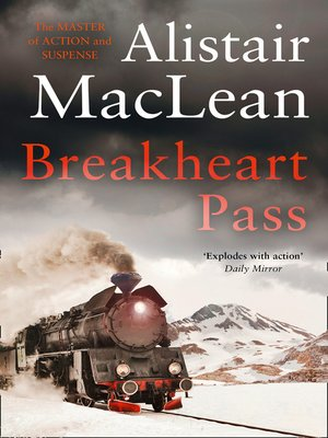 cover image of Breakheart Pass