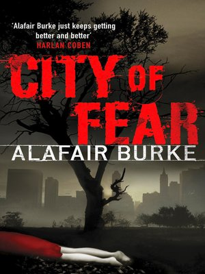 cover image of City of Fear