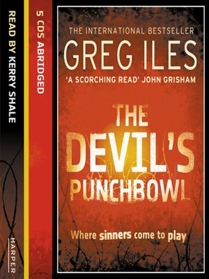 cover image of The Devil's Punchbowl